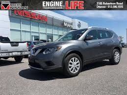 nissan rogue used 2015 used 2015 nissan rogue for sale kemptville on vin
