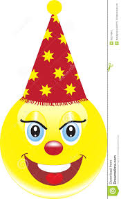 smiley clown stock vector image of character fantasy 35274543