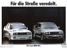 bmw car posters motorsport poster ebay