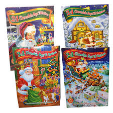 advent calendar christmas advent calendar filled with chocolate candy blaircandy