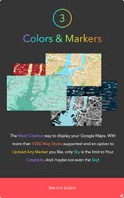 Google Maps New York State by Creative Google Maps For Visual Composer By Openmarco Codecanyon