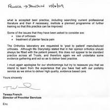 how to write a formal business letter in french cover letter