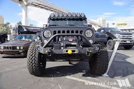 jeep kc lights 2016 sema icon jeep jk wrangler unlimited