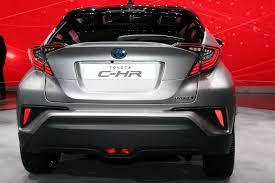 honda chr new toyota c hr gets 1 2l turbo 2 0l and 1 8l hybrid powertrains