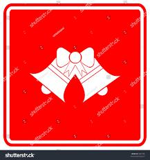 ornamental bells sign stock vector 4027756