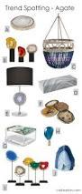 trending 10 must have decor items using agate u2014 designed