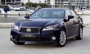lexus gs 250 used car 2012 lexus gs 250 gs 350 gs 450h launched in australia