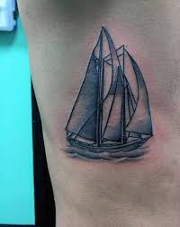 60 sailboat tattoo designs for men nautical sophistication