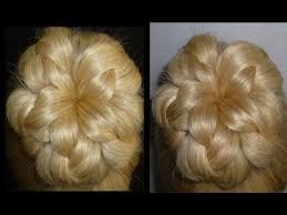 Hochsteckfrisurenen Mit Duttkissen by Einfache Frisuren Flechtfrisuren Mit Dutt Zopffrisuren Donut Hair