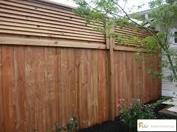 Backyard Fences Ideas by Best 25 Lattice Fence Panels Ideas On Pinterest Trellis Fence