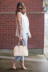 What Color Goes With Light Pink by The Only Color Handbag You U0027ll Ever Need Style Miss Molly