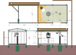 roof plans observatory