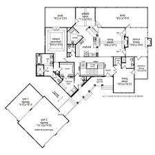 house plan with detached garage modern house plans plan with breezeways inside luxury log homes home