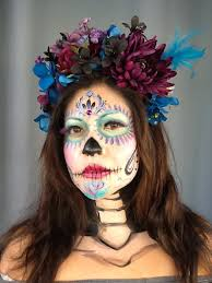 day of the dead headband day of the dead flower headband 40 00 via etsy dia de los