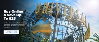 Six Flags In California Address Universal Studios Hollywood Official Site