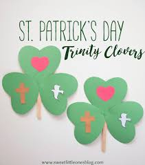 sweet little ones feast day celebrations st patrick u0027s day