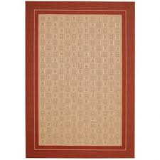 Capel Outdoor Rugs Capel Springs Tiles Indoor Outdoor Rug 3548rs05030706500