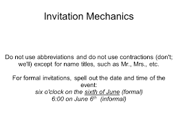 Abbreviation Of Rsvp In Invitation Card Invitations Invitations Are Essentially Advertisements For Your