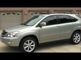 2007 lexus rx 350 gas mileage 2008 lexus rx350 suv bamboo pearl heated seats for sale see
