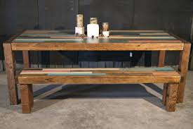 handcrafted harvest tables u2013 great lakes reclaimed