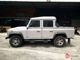kereta range rover 2017 2011 land rover defender for sale in malaysia for rm105 000 mymotor
