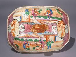 mandarin porcelain export porcelain mandarin pallet soup tureen porcelain