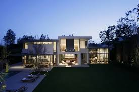 big house design side view of modern interior design for big house home building