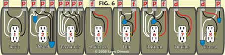 residential wiring connections tutorial