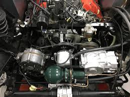 maserati v12 engine work continues on the maserati merak engine bay bridge classic cars