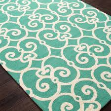 Jaipur Barcelona Indoor Outdoor Rug Jaipur Rugs Barcelona Ironwork 2 X 3 Indoor Outdoor Rug Blue
