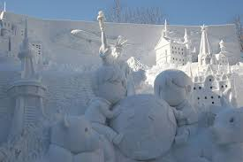 10 sculptures that will leave you yearning for snow mnn