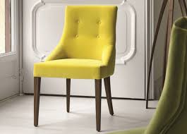 Ergonomic Dining Chairs Upholstered Dining Chairs When Style Meets Ergonomics Yellow