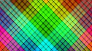 rainbow diamond pattern wallpaper digital art wallpapers 24898