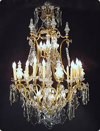 Lead Crystal Chandelier Past And Present French Chandeliers Diy Project U2013 Design Sponge