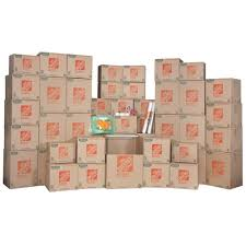 the home depot 48 box large packing kit 701167 the home depot