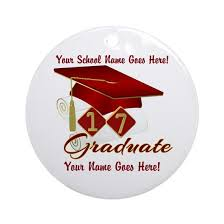 college graduation ornament cafepress