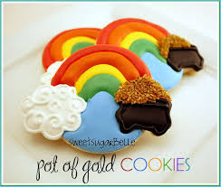 day cookies tutorial st s day pot of gold cookies pizzazzerie