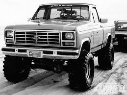 Ford Bronco Lifted Mud Truck - 131 9802 20 o 131 9802 february 1998 readers rides 1984 ford f150