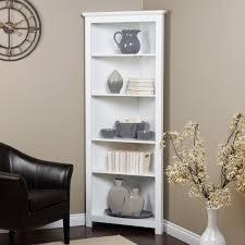 tall corner shelf designs maximize space with tall corner shelf