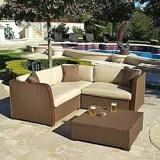 Patio Table L New L Shaped Outdoor And Outdoor Sofa Cover Sectional Ideas