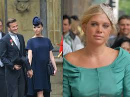 dresses for wedding guests 2011 beckham and chelsea davy wear chic hats and fascinators to royal