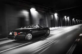 rolls royce sports car rolls royce phantom u0027nighthawk u0027 makes a bold north american debut