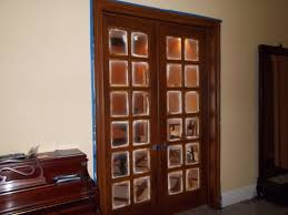 Exterior Wood Doors With Glass Panels by Glass And Wooden Doors Image Collections Glass Door Interior