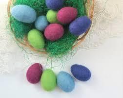 felt easter eggs felt easter eggs etsy