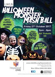 Monster Ball Halloween by Link4life Rochdale Boroughwide Cultural Trust Halloween