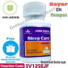 Obat Tidur Herbal jual obat stress anti depresi terbaik lazada co id