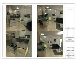 Desain Interior Apartemen Dua Kamar  Gambar Desain Rumah Minimalis