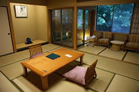 traditional japanese inn that originated in the edo period 1603