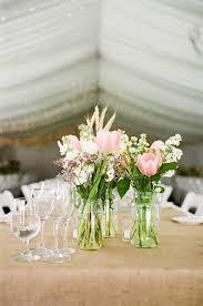 White Centerpieces Pink Wedding Centerpieces Mywedding