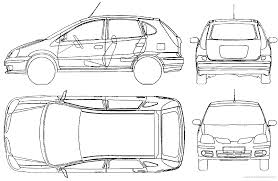 nissan almera tino 2005 the blueprints com blueprints u003e cars u003e nissan u003e nissan almera
